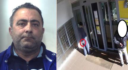 Due assalti in uffici postali in otto giorni: un arresto a Catania