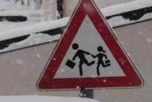 Rischio di forti nevicate nella notte, domani scuole chiuse a Bronte
