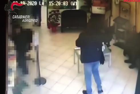 Rapina in banca a Raffadali, fermati tre malviventi