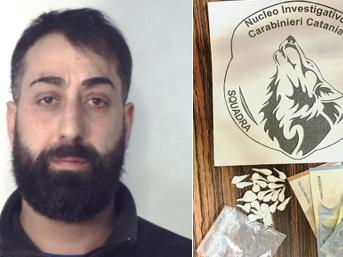 Catania, gli tendono una trappola per prenderlo con la 'coca': arrestato