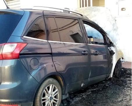 Incendiata l'auto di un sindacalista della Cisl di Foggia