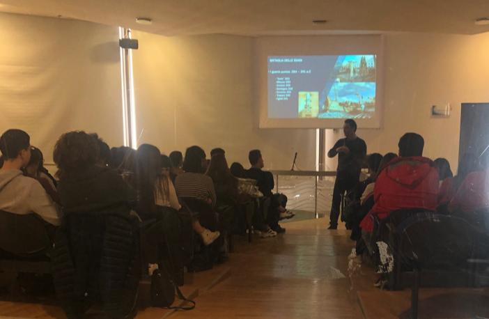 Amp Plemmirio, archeologia subacquea spiegata a studenti di Siracusa