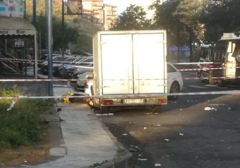 Bomba in un tabacchino di Catania, ladro rimane ucciso dall'esplosione