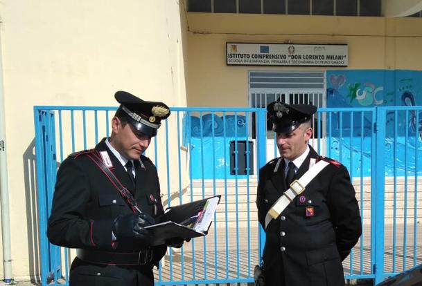 Evasione dell'obbligo scolastico, cinquanta denunciati a Scicli