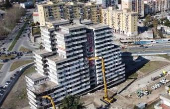 Napoli, al via la demolizione delle vele di 'Gomorra' a Scampia