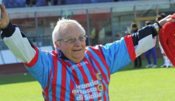 Lutto nel calcio, è morto Gino Maltese: fu massaggiatore di Siracusa e Catania