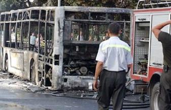 Roma, autobus urbano in transito  prende fuoco in via Vasco De Gama