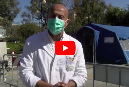 Un video dell'Asp di Siracusa che spiega l'accesso al Pronto soccorso
