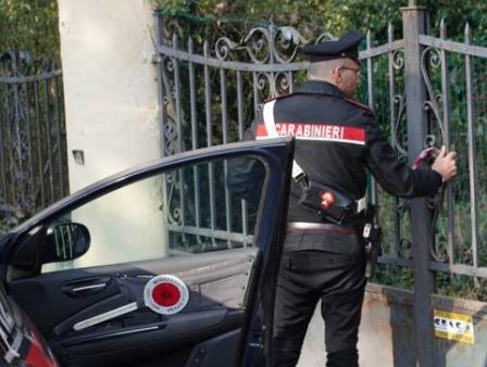 Partinico, banditi nella villa dell'ex presidente della Provincia di Palermo