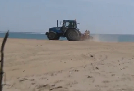 Il sindaco Pogliese dispone la pulizia anticipata della Plaja di Catania