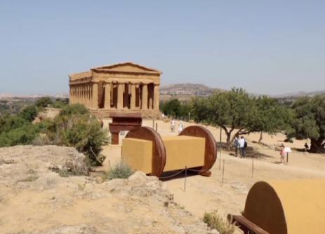 Turismo, la stampa internazionale riscopre la Sicilia: sul 'De Telegraaf' la Valle dei Templi