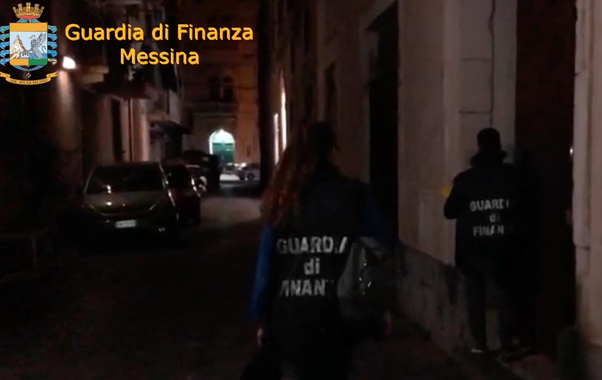 """""""Affari sporchi"""", 6 misure cautelari tra Messina e Palermo per riciclaggio"""