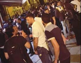 Movida selvaggia a Palermo, irresponsabile  'liberi tutti' alla Vucciria