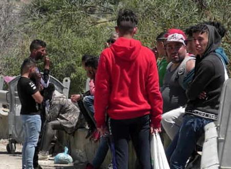 Sbarco di migranti a Palma di Montechiaro: ma è guerra sui numeri