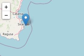 Scossa di terremoto a Siracusa: avvertita pure nei centri di Floridia e Priolo