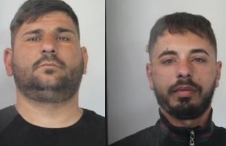 Ricettazione di auto rubata, 4 arresti della Polstrada a Catania: tre sono in cella