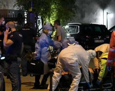 Monza, 34enne ferito a colpi di pistola da un rapinatore