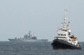 La nave Ong 'Mare Jonio' con 67 profughi a bordo diretta a Pozzallo