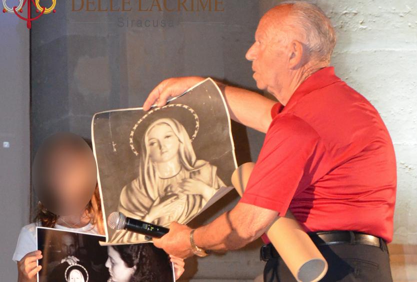 Siracusa, morto Pippo Saraceno: fotografò le lacrime della Madonnina nel '53