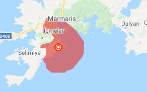 Scossa di terremoto in Turchia di magnitudo 5