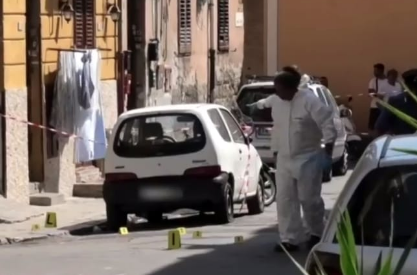 Banale incidente stradale a Palermo finisce in sparatoria: tre arresti