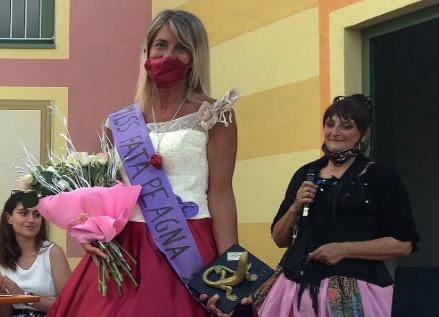 La dottoressa in prima linea contro il covid eletta Miss nel Savonese