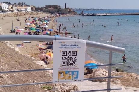 'Lidolido' on line: un app per l'accesso sicuro nelle spiagge di Avola