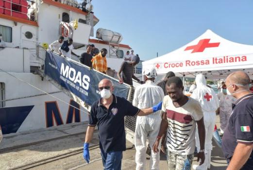 Migranti, 168 persone arrivate a Lampedusa nelle ultime 24 ore