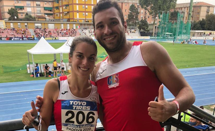 Assoluti di Atletica leggera, due atleti del Cus Catania conquistano tre finali su tre