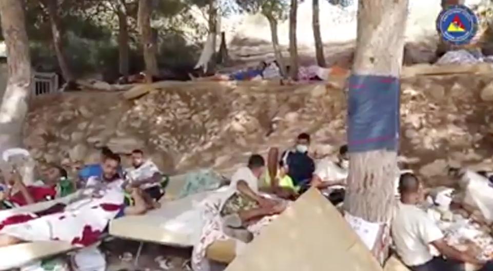 Ispettori Regione all'hotspot di Lampedusa: gravi carenze igienico - sanitarie