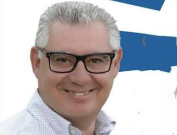 Salvo Burgio in corsa per diventare il sindaco di Floridia: è tra i favoriti