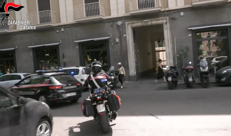 Presa a Catania una banda di rapinatori: 4 persone finiscono in carcere