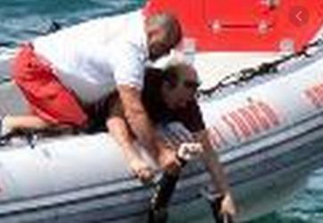 Sub disperso a Terrasini recuperato morto dai sommozzatori dei pompieri