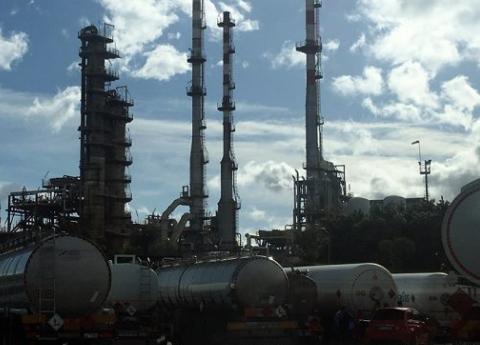Incidente sul lavoro alla Raffineria di Milazzo: due operai ustionati