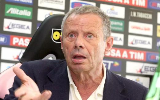 Ex patron del Palermo chiede 50 milioni di euro di risarcimento a gruppo inglese