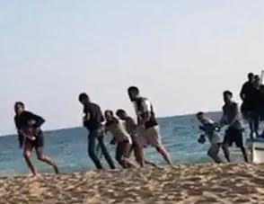 Sbarco di migranti nel mare di Noto, in 67 sulla spiaggia di Calamosche