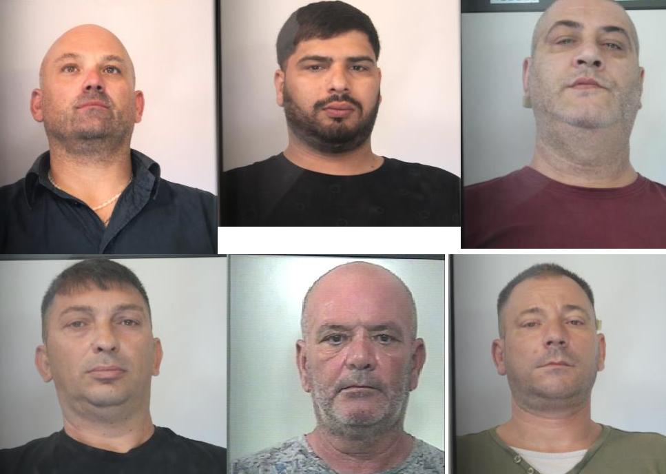 Furti in casa durante la spesa per il lockdown: 13 arresti a Catania