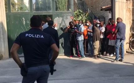 Palermo, salgono a 103 i postivi al covid a Missione Speranza e carità