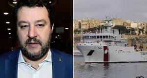Gregoretti, depositata al Gup di Catania la memoria difensiva di Salvini