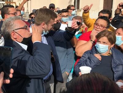 Floridia, cambia pagina: Marco Carianni a 24 anni è il nuovo sindaco