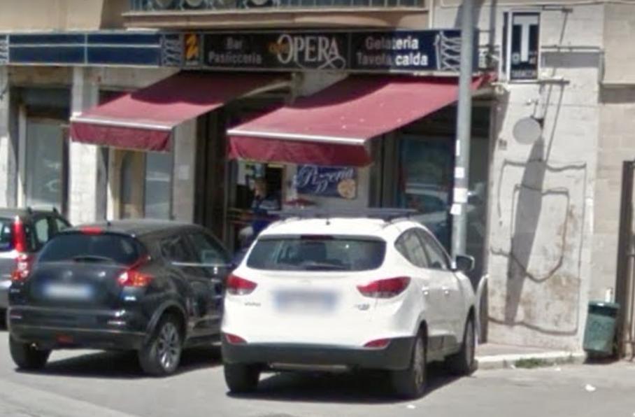 Tentata rapina al Caffè Opera di Caltanissetta: ferita guardia giurata