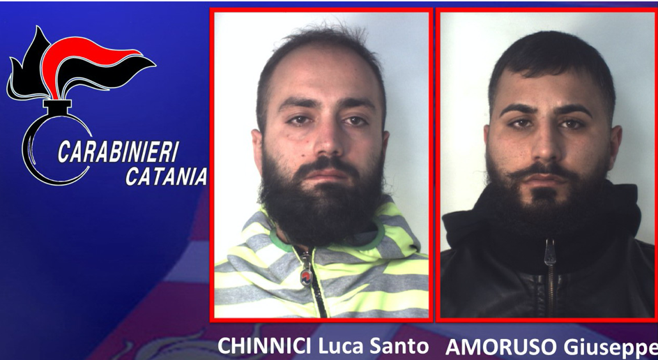 Spacciavano in casa, presi due pusher a Catania