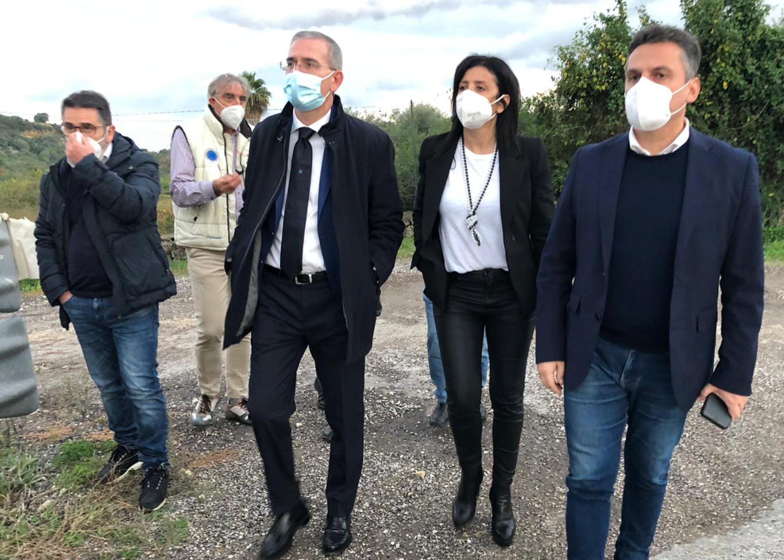 La Cgil  sulla strada Villasmundo - Carlentini: al momento solo parole
