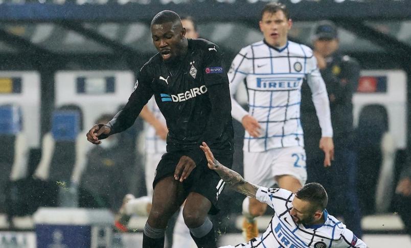 Champions, Lukaku trascina l'Inter al successo contro il Borussia Moenchengladbach