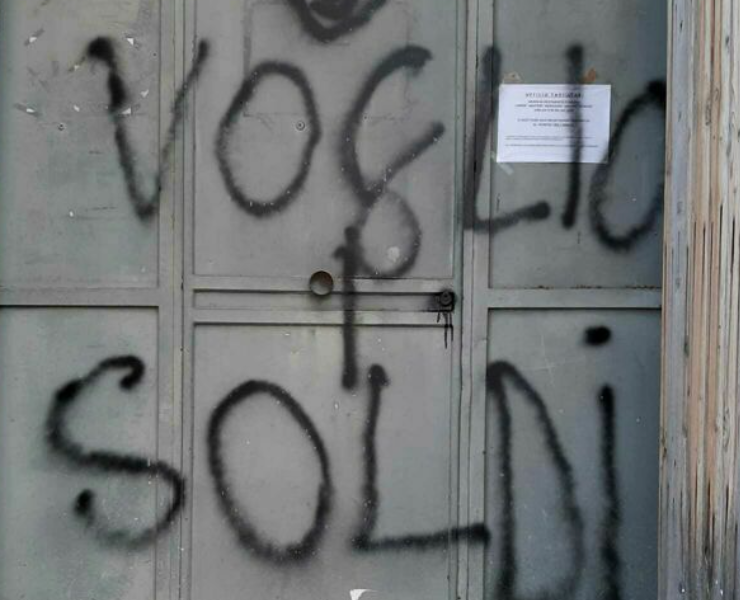 Nuova intimidazione al Comune di Favara: di mira l'Ufficio tributi