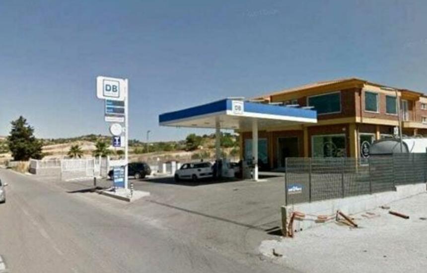 Rapina a un distributore a Canicattì, i banditi inseguiti riescono a fuggire