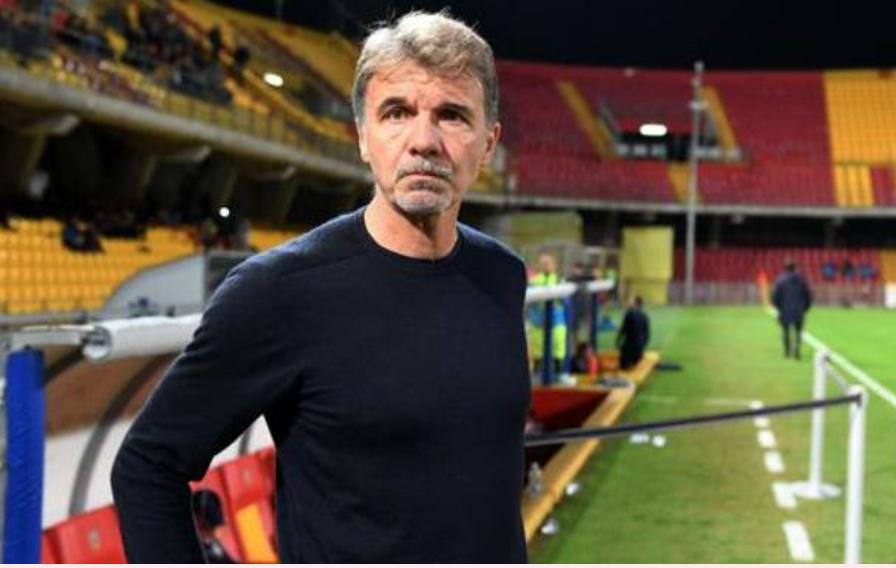 Calcio, è Marco Baroni il nuovo allenatore della Reggina: prende il posto di Toscano