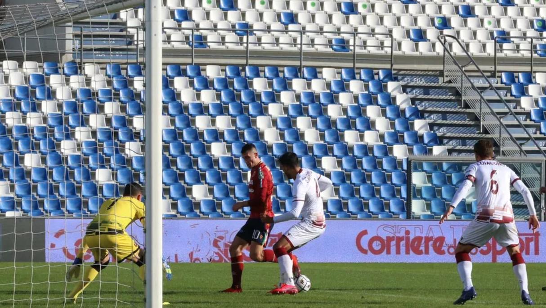 Calcio B, Salernitana consolida la vetta: vittoria in trasferta della Reggina