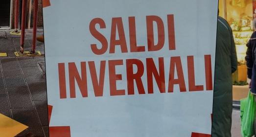 Saldi invernali in Sicilia, il 7 gennaio la partenza ufficiale