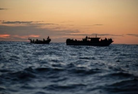 Barca alla deriva, Open Arms salva 169 migranti partiti da Sabratha